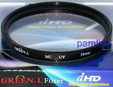 Green.L d HD camera lens filter  58mm MC UV  FILTER