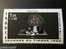 FRANCE 1980, timbre 2078, JOURNEE TIMBRE, TABLEAU AVATI, neuf**, VF MNH STAMP