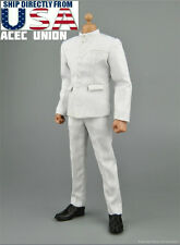 1/6 Bruce Lee Kung Fu Suit Chinese Style Costume B For HotToys TTM18 TTM21 USA