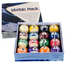 Elephant Balls Marble Rack Pool Balls Set  w/ FREE Shipping