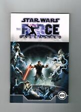 STAR WARS FORCE UNLEASHED TPB 1st print signed by Haden Blackman (inside)! NM