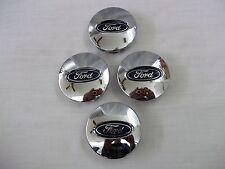 2008 2009 2010 FORD EXPLORER SPORT TRAC ADRENILNE FORD LOGO CHROME CENTER CAPS