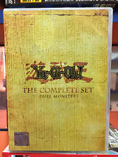 DVD Anime Yu-Gi-Oh! The Complete Set DUEL MONSTERS.. English Dubbed Region Free