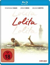 LOLITA (1997 Dominique Swain)  -  Blu Ray - Sealed Region B