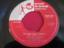 RARE VOCAL GROUP 45 - THE INNOCENTS - MY BABY HULLY GULLYS - TOP RANK 1079