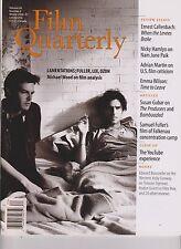 FILM QUARTERLY Magazine, Vol 60 No 2,Winter 2006-07, Cinema, USA,