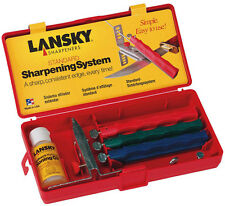 Lansky Standard Knife Sharpening System Kit