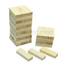 Wooden Blocks 48pcs Wood Building Block Baby Kids Intellectual Development Toy