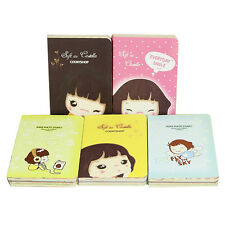 Mini Cute Diary Pocket Planner Notebook Tiny Memo LW