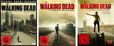 WVG  10 Blu-rays * THE WALKING DEAD - SEASON / STAFFEL 1 - 3 IM SET # NEU OVP