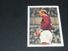 44 JIM THOMSON BURNLEY CLARETS FKS PANINI FOOTBALL ENGLAND 1970-1971