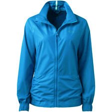 Oakley Golf - Womens L - NWT - Light-Weight Blue Full Zip Windbreaker Jacket