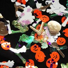 Halloween HAUNTED MANSION Ghosts Skeletons Confetti Table Sprinkles