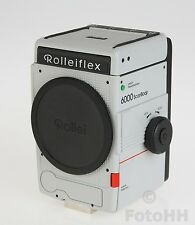 ROLLEI ROLLEIFLEX 6000 SCAN BODY / PROTOTYPE // MOK-UP / DUMMY NEVER PRODUCED!
