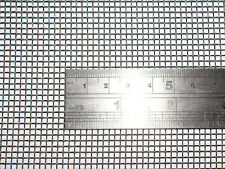 """Woven Wire 10 Mesh (12""""X 24"""") 30cm X60cm x2mm Coarse,gauze Stainless Steel 304L"""
