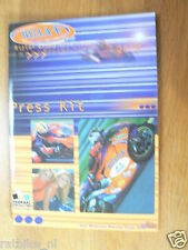PM27-RIZZLA 2000 PRESS INFO KIT ARIE MOLENAAR RACING TEAM,GOORBERH,JANSSEN