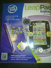 Leappad 1 explorer learning tablet Leapfrog  PINK  Brand new factory Sealed