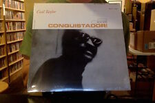 Cecil Taylor The Conquistador! LP sealed vinyl RE reissue