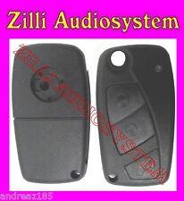 Schalendeckel schlüssel X fernbedienung Lancia Musa 3 buttons schwarz