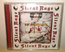 CD SILENT RAGE - FOUR LETTER WORD - NUOVO NEW