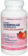 Chewable Stawberry Acidophilus Probiotic Wafers, x100
