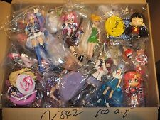WHOLESALE GREAT LOT 100 Anime Girls Mini figure Official Japan N842