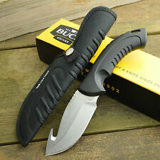 Buck Knives 12PT Omni Hunter 420HC Guthook Folding Hunting Knife 393BKG