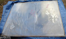 Toyota Landcruiser 75 series Troopy rear window glass from Right hand door 5034