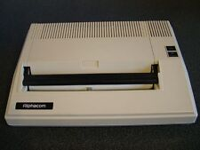 Alphacom 81 thermal printer for Commodore C64 / VIC-20