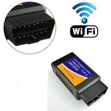 WiFi OBD2 ELM327 Car Code Scanner Reader Wireless Vehicle Diagnostic scan toolXI