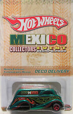 DECO DELIVERY - 2009 Hot Wheels Mexico Convention 1/5000 Made!