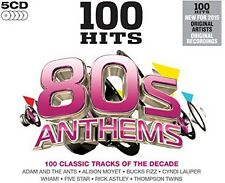 100 Hits-80s Anthems [CD New]