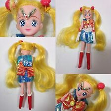 EXTREMELY RARE JAPAN BANDAI SAILOR MOON MINI POCKET FASHION DOLL SERENA VINTAGE