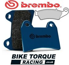 Honda XRV750 P-Y Africa Twin 93-03 Brembo Carbon Ceramic Front Brake Pads