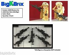 x5 Each A280 Rifle Blaster Weapon LEGO Star Wars REBEL Minifigs Minifigures