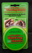 O'Keeffe's WORKING HANDS Hand Cream for Cracked Split Skin Non-Greasy O'Keefe's
