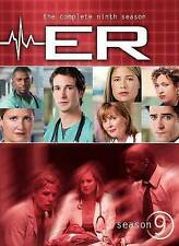 Er: Complete Ninth Season  DVD Anthony Edwards, George Clooney, Julianna Marguli
