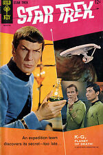 GOLD KEY STAR TREK COMICS #1-61 ON DVD FULL RUN SILVER AGE SCI-FI