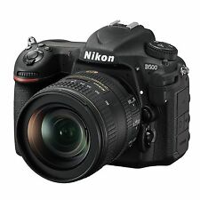 Nikon D500 Kit w/16-80mm F/2.8-4E ED VR & FREE 64GB SDXC *NEW*