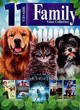 Family Value Collection (DVD - 11 Movies) 3-Disc Wizard Journey Treasure