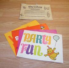 Vintage Walt Disney 8 Full Color 8mm 16mm Home Movie Character Title Cards