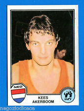 SPORT SUPERSTARS -Panini 1982- Figurina-Sticker n. 64 - KEES AKERBOOM -NED-Rec