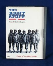 The Right Stuff (DVD, 1997) Aeronautical Research Won Four Academy Awards