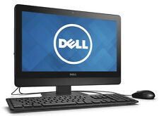 "DELL 20"" LED 2.50GHz DUAL CORE 8GB 1TB HD WINDOWS 7 PRO ALL-IN-ONE PC + OFFICE"