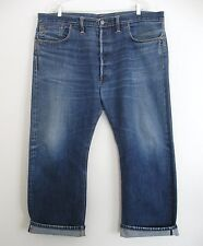 Double RL RRL Ralph Lauren Vintage Selvedge Straight Fit Made in USA W 38 L 27