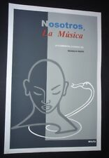 WE ARE THE MUSIC Cuba Silkscreen Poster for Movie About Cuban Musical Heritage