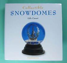 SCHNEEKUGELN SAMMELN SAMMLER BUCH COLLECTORS BOOK SNOWDOMES SCHNEEKUGEL