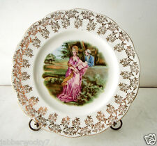 "Vtg Antique Royal Albert Bone China England 10.5"" Dinner Collectible Plate"