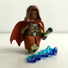 "LEGO Star Wars Custom ""Old Republic"" Jedi Knight + Custom Equipment & Hood"