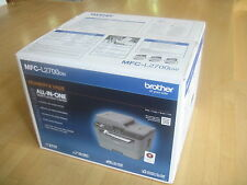 Brand New Brother MFC-L2700DW Wireless B&W All-in-One Laser Printer Replac 7360N